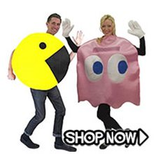 Picture for category Pac-Man Group Costumes