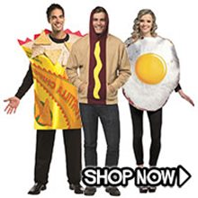 Picture for category Food Group Costumes