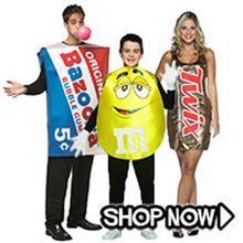 Picture for category Candy Group Costumes