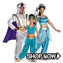 Picture for category Aladdin Group Costumes