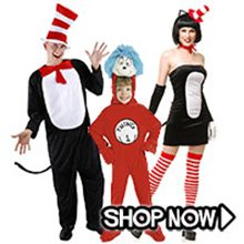 Picture for category Dr. Seuss Group Costumes