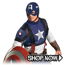Picture for category Captain America Costumes