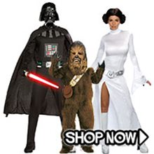 Picture for category Star Wars Group Costumes