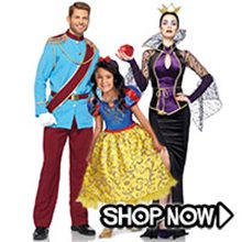 Picture for category Snow White Group Costumes