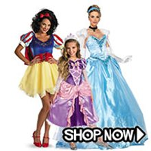 Picture for category Disney Princesses Group Costumes