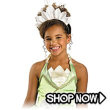 Picture for category Tiana Costumes