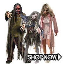 Picture for category Zombie Group Costumes