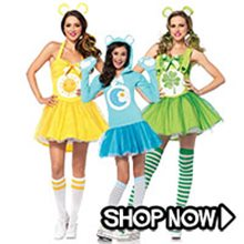 Picture for category Care Bears Group Costumes