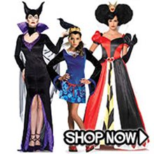 Picture for category Disney Villains Group Costumes