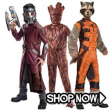 Picture for category Guardians of the Galaxy Group Costumes
