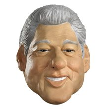 Picture of Politically Incorrect Clinton Mask