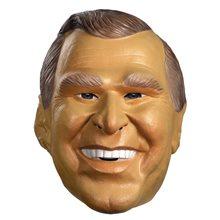 Picture of Politically Incorrect G.W. Bush Mask