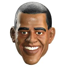 Picture of Politically Incorrect Obama Mask