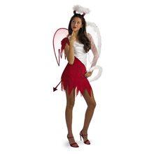 Picture of Hottie Totties Heavenly Devil Costume