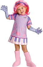 Picture of Doodlebops Dee Dee Deluxe Costume
