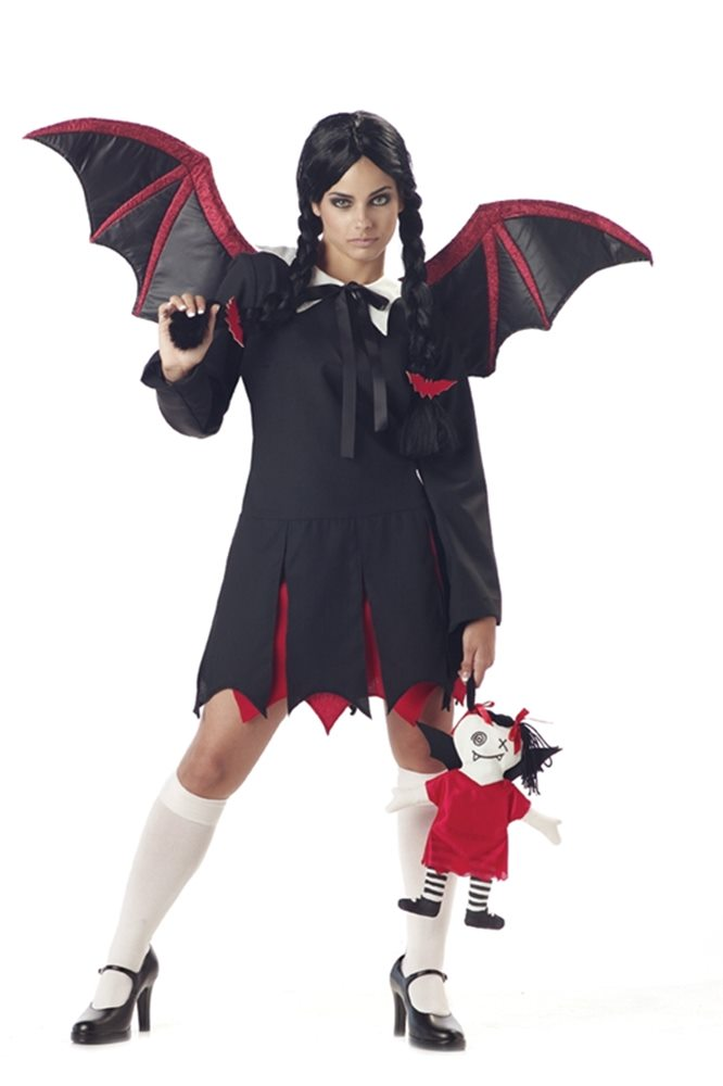 Picture of Very Bat Girl Adult Womens Costume