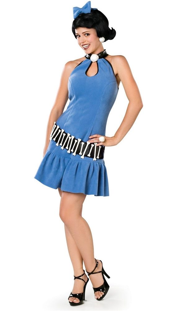 Picture of Betty Rubble The Flinstones Costume