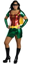 Picture of Sexy Robin Adult Womens Plus Size Costume