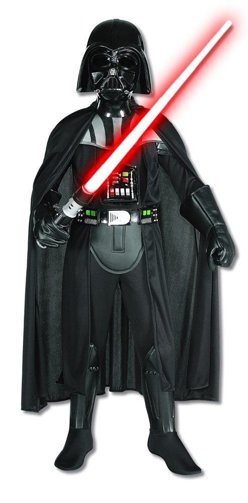 Picture of Star Wars Darth Vader Deluxe Child Costume