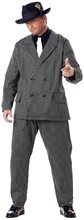 Picture of Roarin 20's Gangster Adult Mens Plus Size Costume