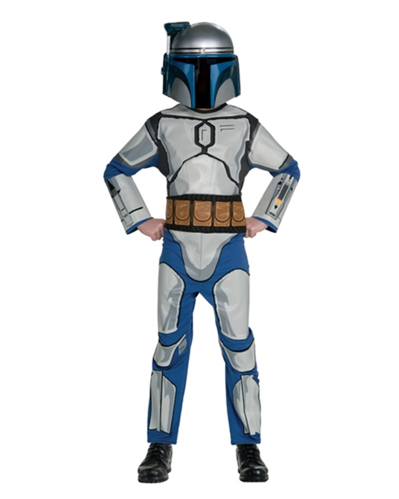 Picture of Star Wars Jango Fett Child Costume