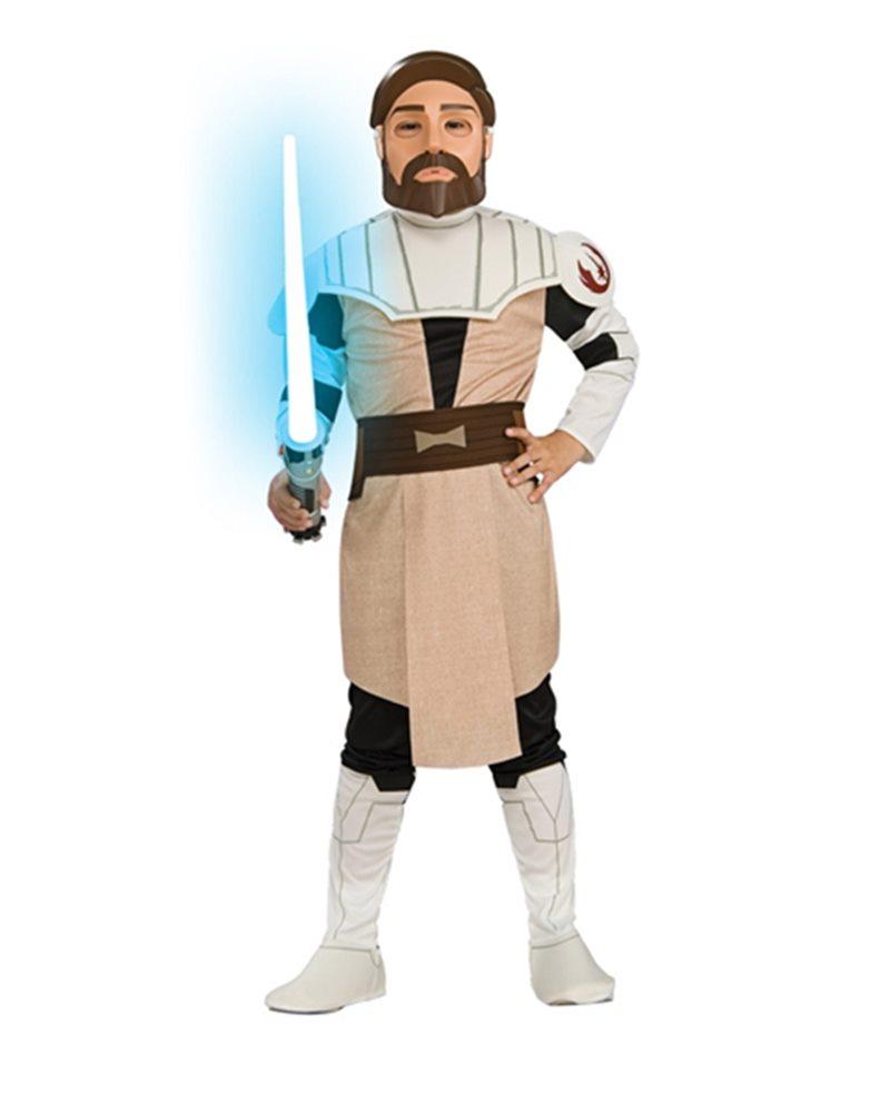 Picture of Star Wars Obi Wan Kenobi Child Costume
