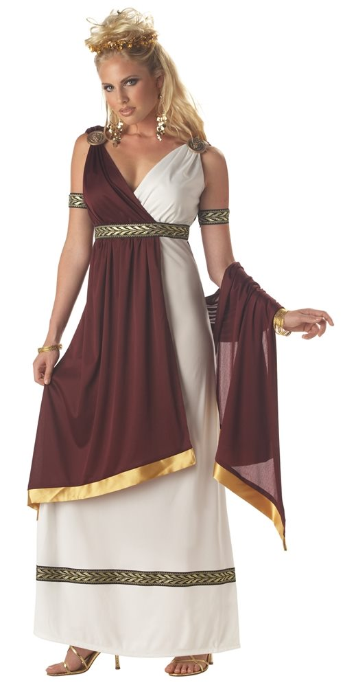 Picture of Roman Empress Adult Womens Costume