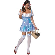 Picture of Dorothy Sexy Adult Womens Costume