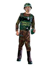 Picture of Commando Child Costume