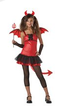 Picture of Devil Girl Teen Costume