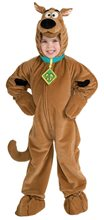 Picture of Scooby-Doo Deluxe Child Costume