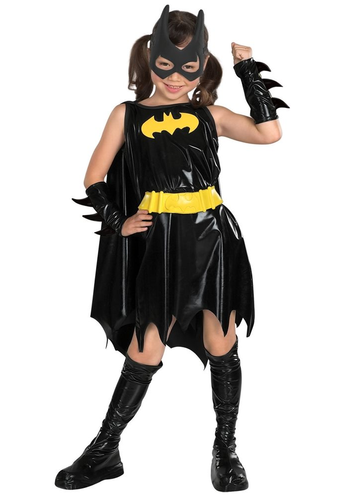Picture of Batgirl Child Costume