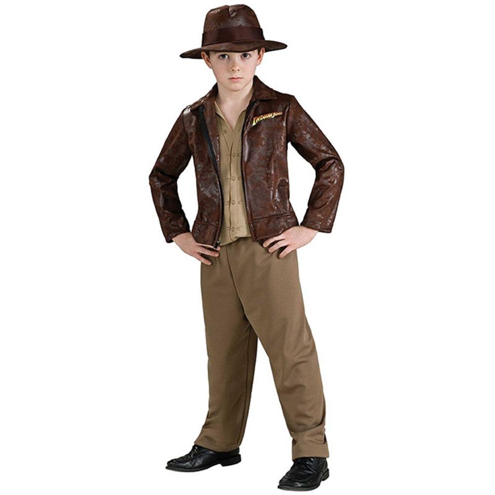 Picture of Deluxe Indiana Jones Child Costume