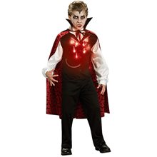 Picture of Vampire Fiber Optic Child Costume
