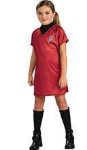 Picture of Star Trek Movie Uhura Dress Child Costume