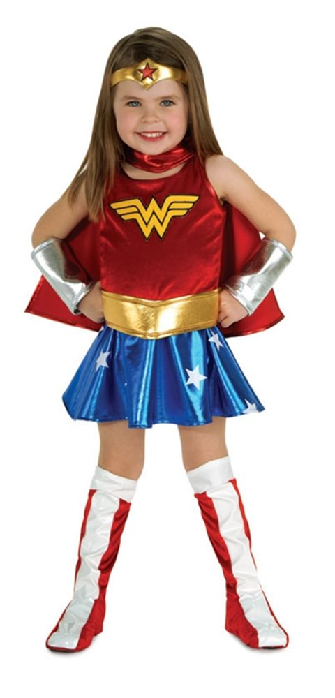 Picture of Wonder Woman Toddler Costume