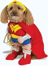 Picture of Wonder Woman Dog Costume