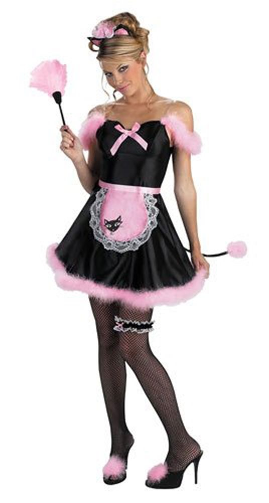 Picture of Sexy Maid Purr-fect Costume