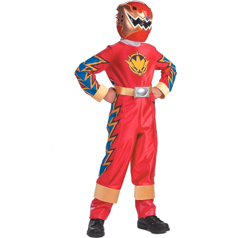 Picture of Power Rangers Red Ranger Child Costume