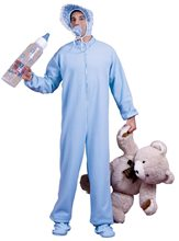 Picture of Jammies Blue Adult Costume