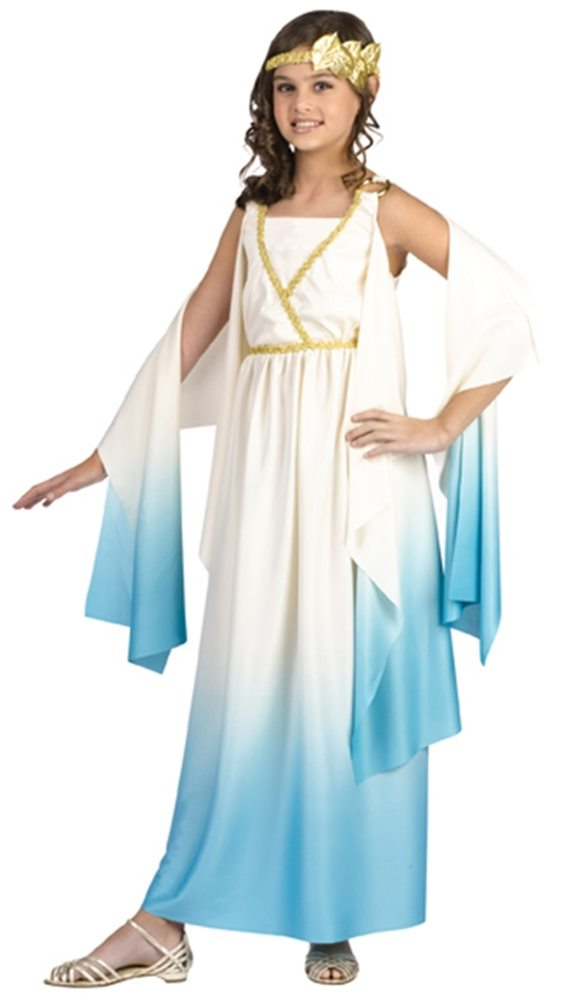 Picture of Greek Goddess Child Costume