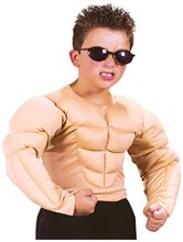 Picture of Muscle Shirt Child Costume
