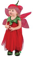 Picture of Strawberry Fairy Toddler Costume