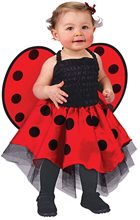 Picture of Baby Lady Bug Infant Costume