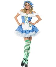 Picture of Blueberry Girl Adult Womens Costume