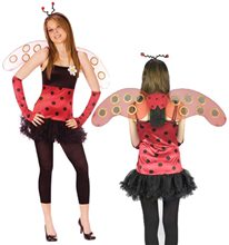 Picture of Lovely Lady Bug Junior Costume