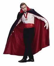 Picture of Full Length Reverse Cape Costume