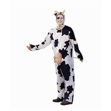 Picture of Cow Mens Costume Jumpsuit