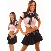 Picture of Super Trooper Adult Womens Costume