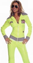 Picture of Girl Racer Adult Womens Costume